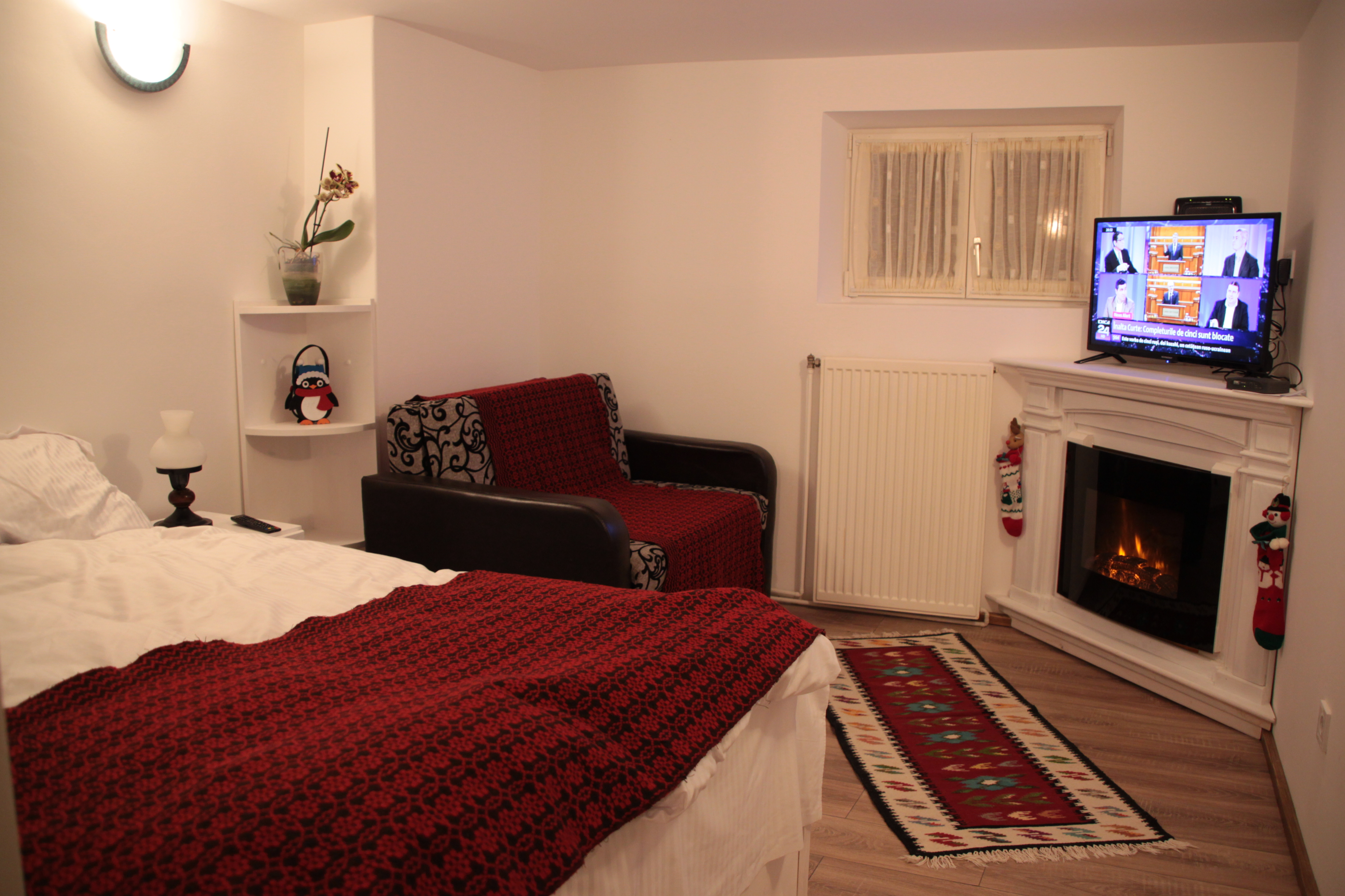 Accommodation in the old town of Brasov